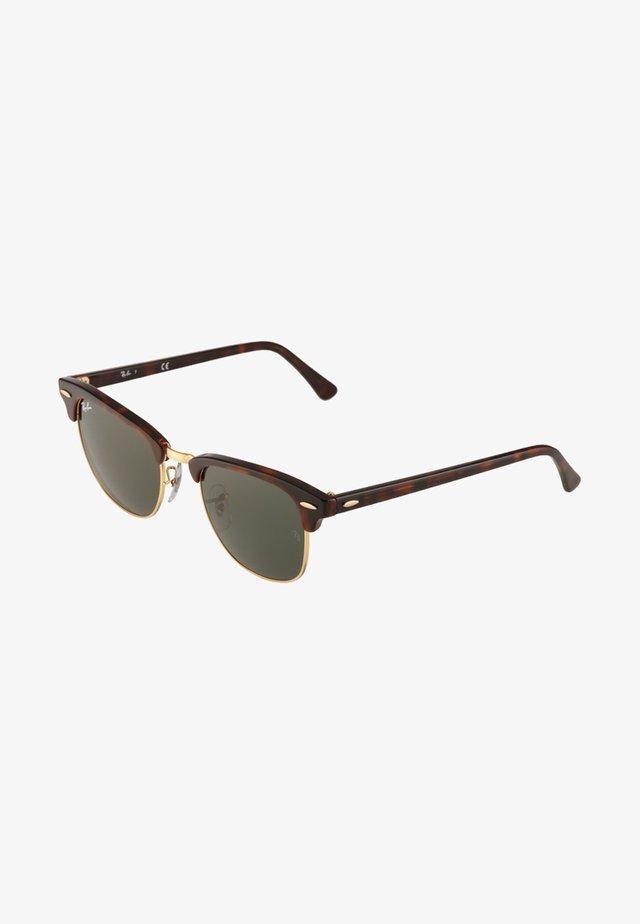 CLUBMASTER - Solglasögon - braun/goldfarben