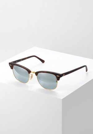 CLUBMASTER - Sunglasses - light green/brown