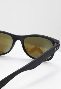 Ray-Ban - Occhiali da sole - black/grey/mirror blue - 2