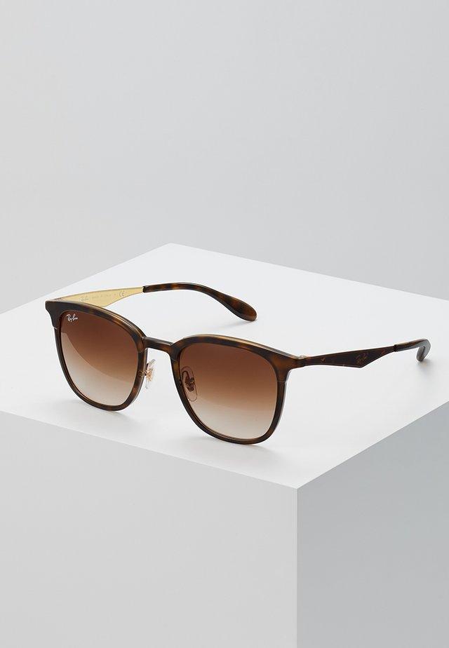 Solbriller - havana/matte havana