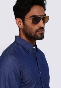 Ray-Ban - AVIATOR - Sunglasses - gold - 1