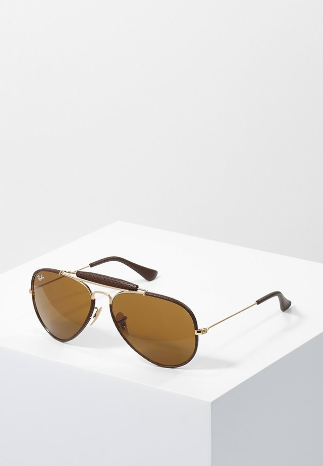 AVIATOR - Sunglasses - gold