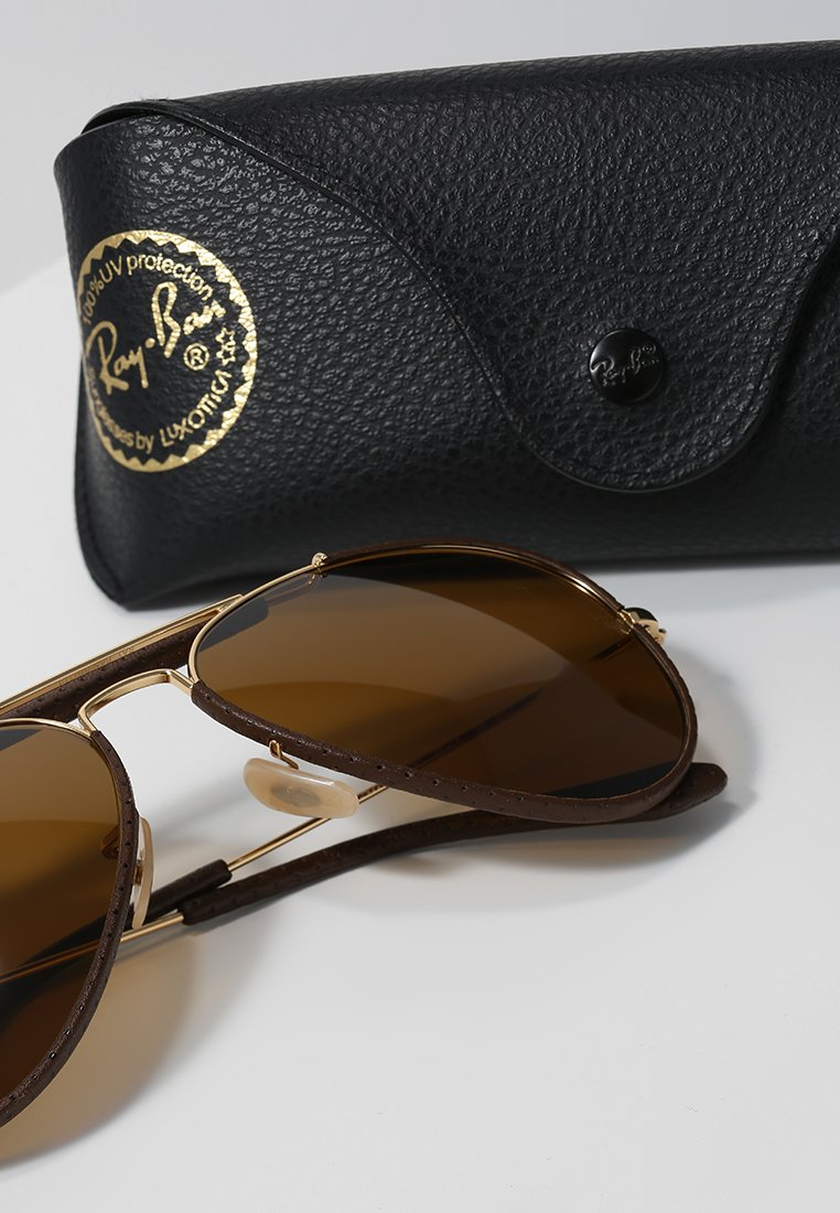 Ray-Ban AVIATOR - Sonnenbrille - gold