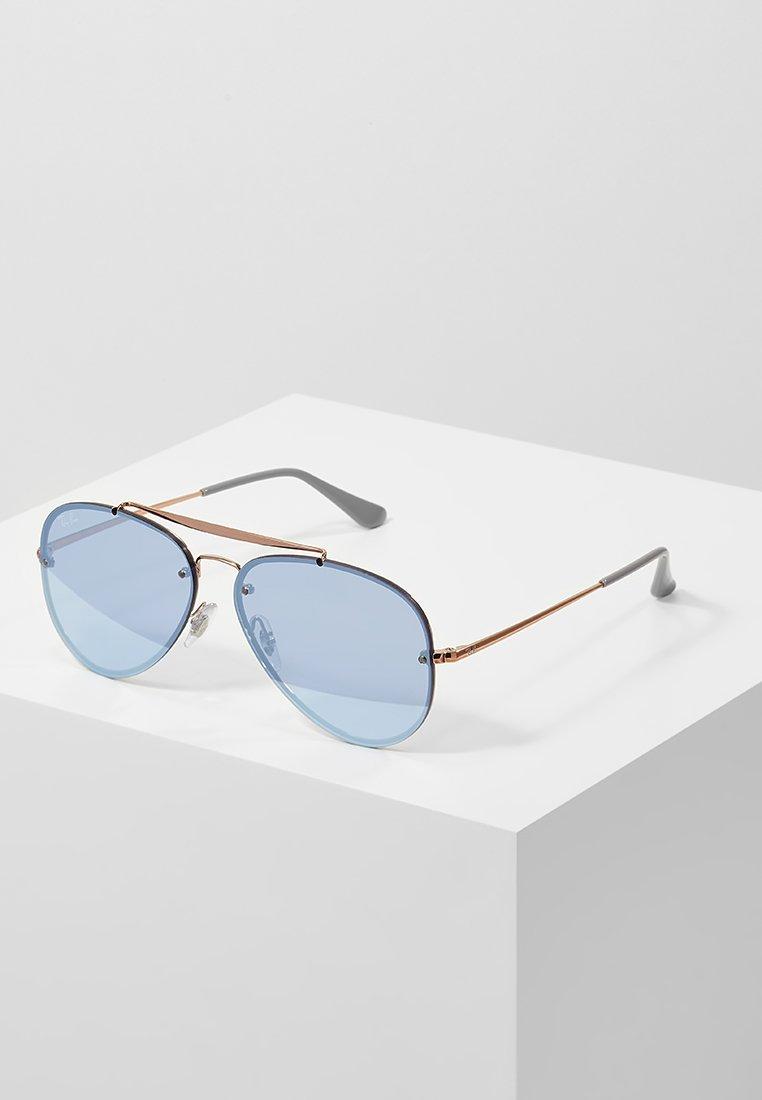 Ray-Ban - Sluneční brýle - bronze/copper