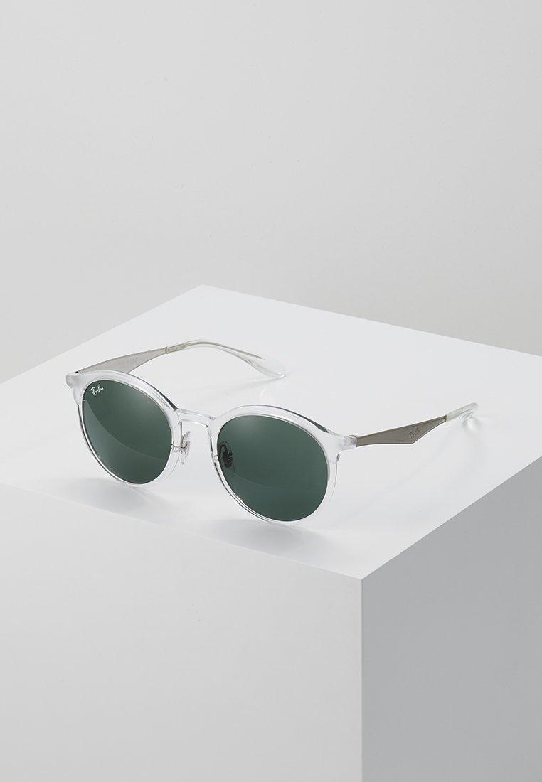Ray-Ban - Occhiali da sole - green/transparent