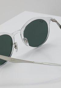 Ray-Ban - Occhiali da sole - green/transparent - 2