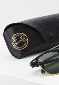 Ray-Ban - CLUBMASTER DOUBLEBRIDGE - Solbriller - green - 3