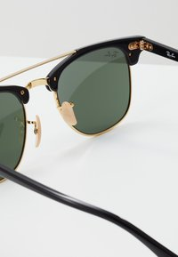 Ray-Ban - CLUBMASTER DOUBLEBRIDGE - Solbriller - green - 2
