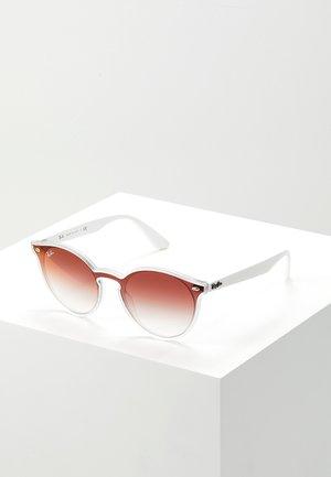Solbriller - matte transparent