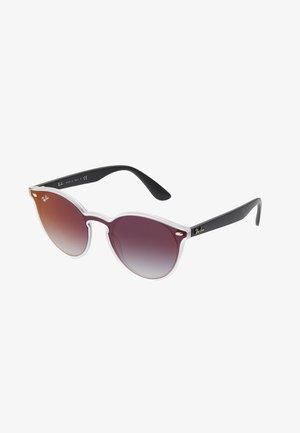 Sunglasses - matte trasparent