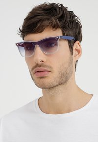 Ray-Ban - Solbriller - matte trasparent - 1