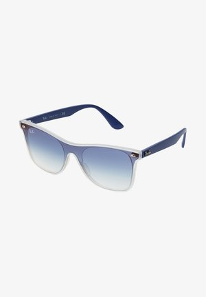 Sunglasses - matte trasparent