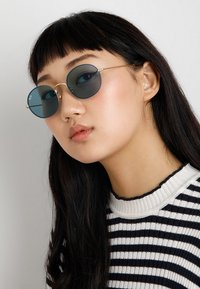 Ray-Ban - Sunglasses - gold-coloured/blue - 3