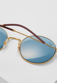 Ray-Ban - Sunglasses - gold-coloured/blue - 5