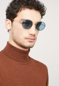 Ray-Ban - Sunglasses - gold-coloured/blue - 1