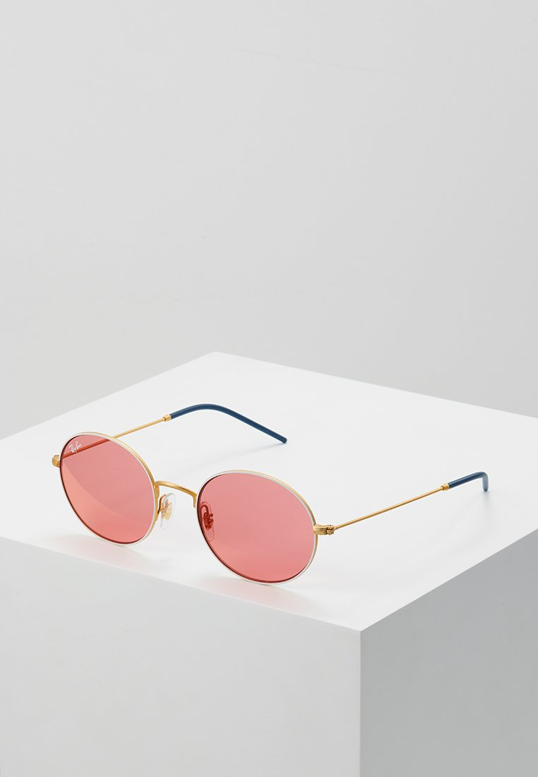 Ray-Ban - Solbriller - gold-coloured/white