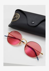 Ray-Ban - Occhiali da sole - gold-coloured/white - 3