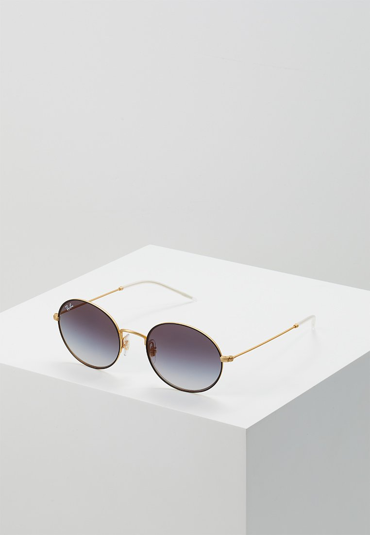 Ray-Ban - Solbriller - rubber gold-coloured on top black