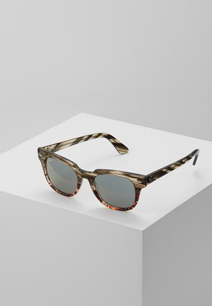 METEOR - Sunglasses - grey/gradient brown
