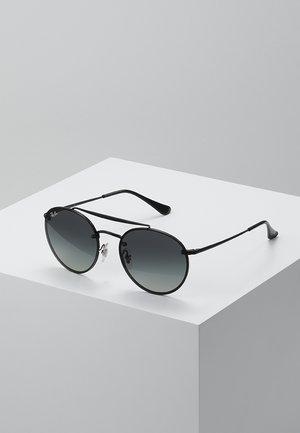 Solbriller - demi gloss black