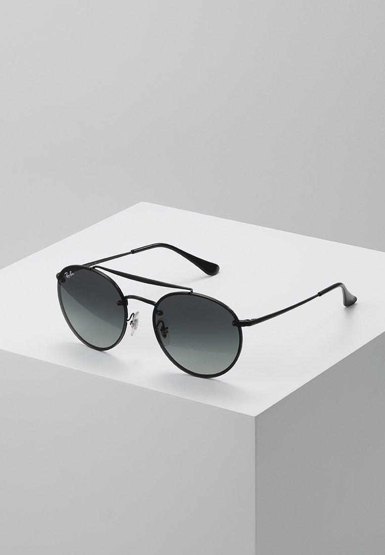 Ray-Ban - Lunettes de soleil - demi gloss black