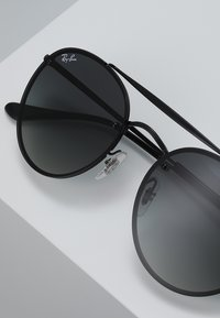Ray-Ban - Lunettes de soleil - demi gloss black - 5
