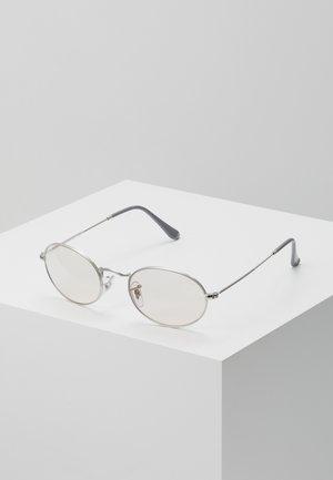 Sluneční brýle - silver/pink