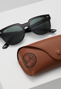 Ray-Ban - Okulary przeciwsłoneczne - black/green - 2