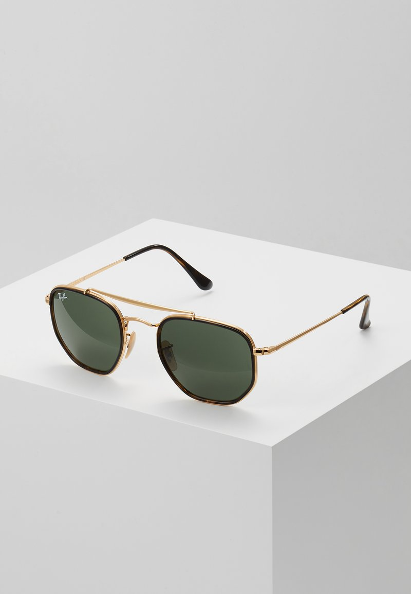 Ray-Ban - Zonnebril - gold-coloured/green