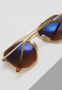 Ray-Ban - Sunglasses - gold-coloured/brown - 5