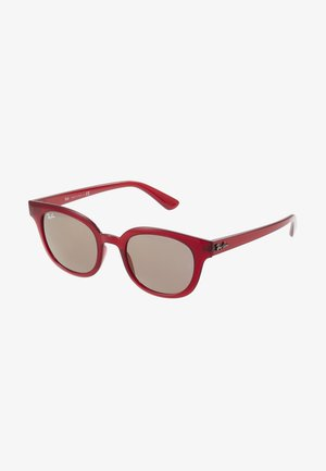 Sonnenbrille - red/brown