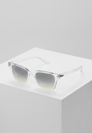 Sonnenbrille - transparent/grey