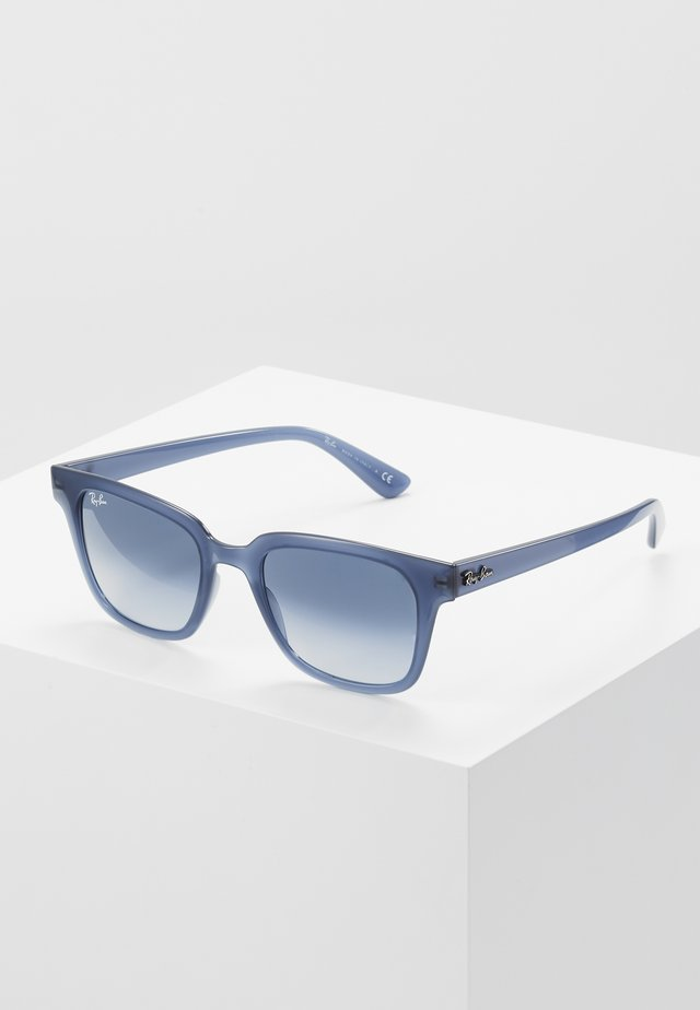Sunglasses - dark blue/blue