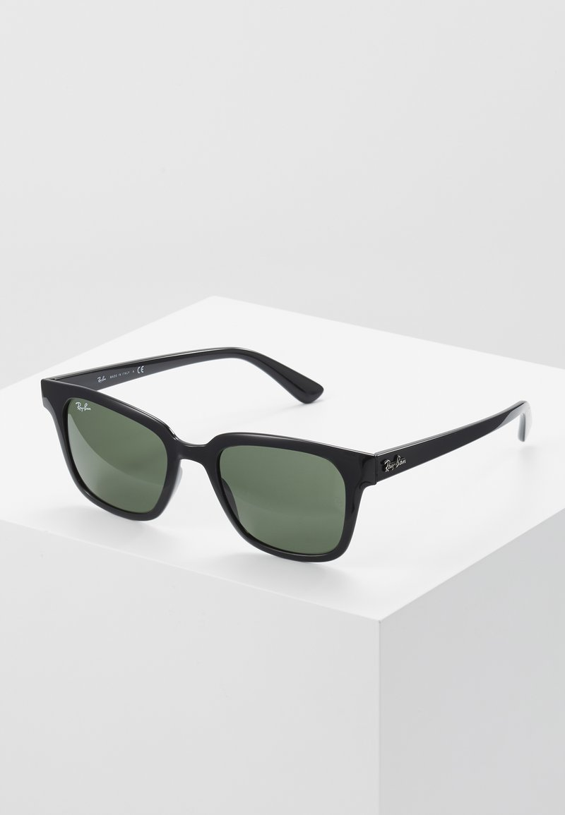 Ray-Ban - Occhiali da sole - black/green