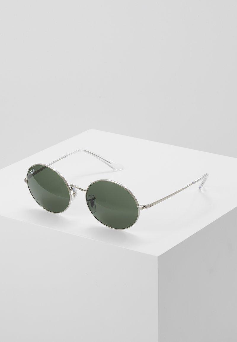 Ray-Ban - Sluneční brýle - silver-coloured/black