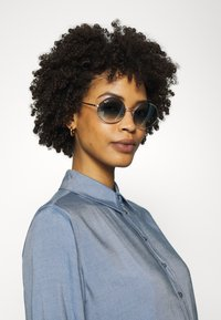 Ray-Ban - Sunglasses - silver-coloured/blue - 4