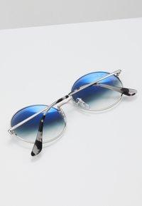 Ray-Ban - Sunglasses - silver-coloured/blue - 5