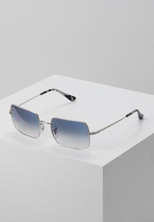 Sunglasses - silver-coloured/blue