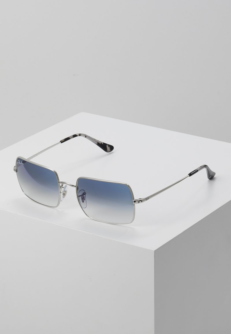 Ray-Ban - Sunglasses - silver-coloured/blue