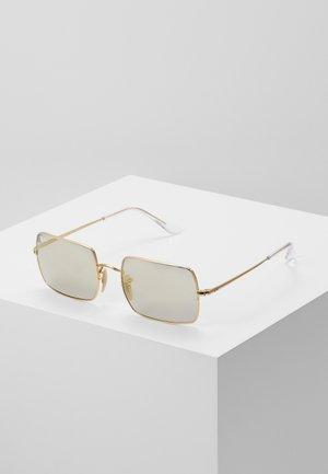 Gafas de sol - shiny gold-coloured
