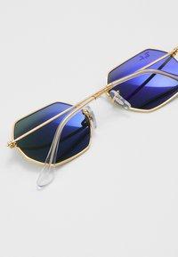 Ray-Ban - Gafas de sol - gold-coloured - 5
