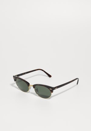 CLUBMASTER UNISEX - Sunglasses - mock tortoise