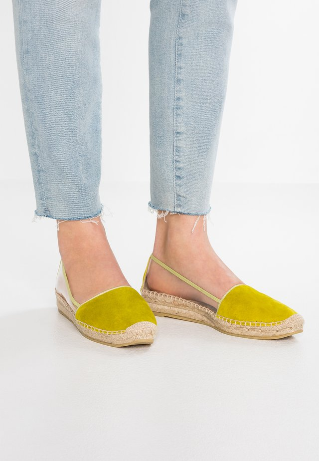 SUSA - Loafers - lime