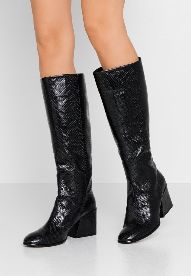 CUBIS - Boots - moreclas black