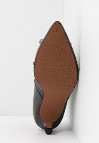 RAS - KATARI - Kotníková obuv - patina brown - 6