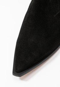 RAS - AUSTIN - Korte laarzen - sioux black - 2