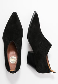 RAS - AUSTIN - Korte laarzen - sioux black - 3