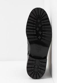 RAS - DADA - Kovbojské/motorkářské boty - black - 6