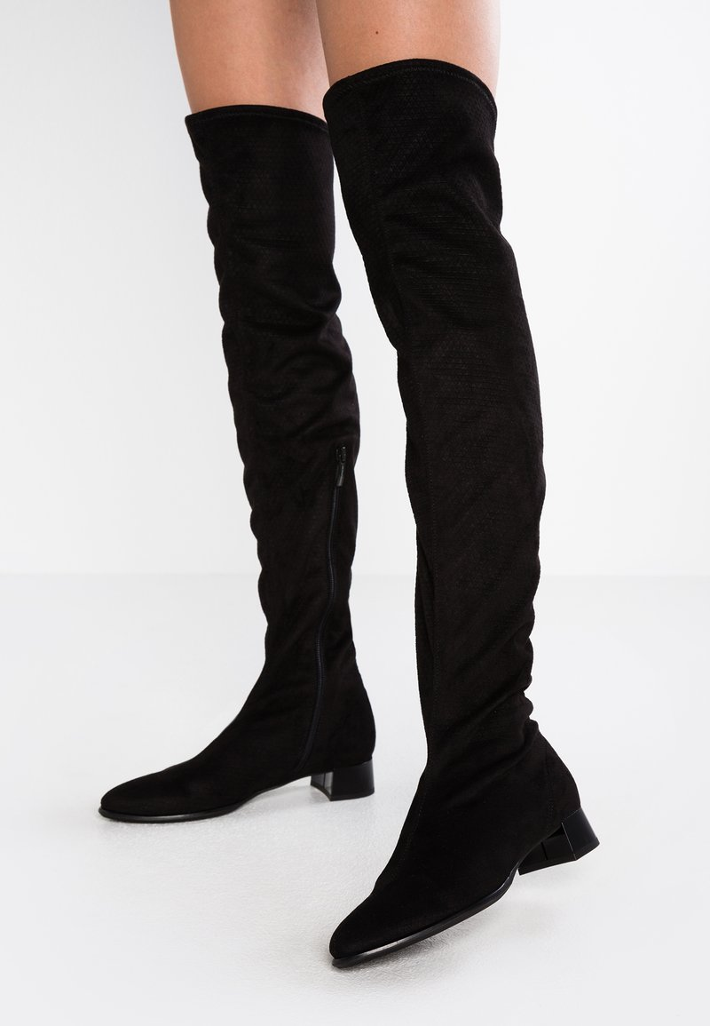 Rapisardi - TESS - Over-the-knee boots - black