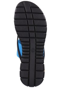 Rapisardi - T-bar sandals - turquoise - 4